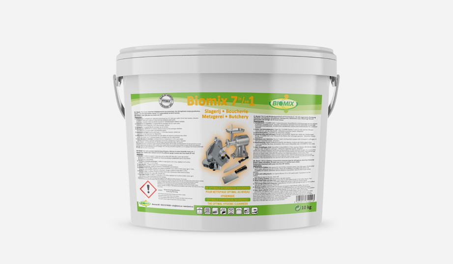 Biomix 7 in 1 Slagerij